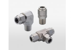 Tube Fitting Stainless SUS316 Compression Fitting Series